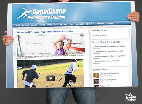 Oppedisano Performance Training