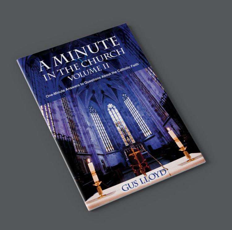 A Minute in the Church Volume II – Book Design