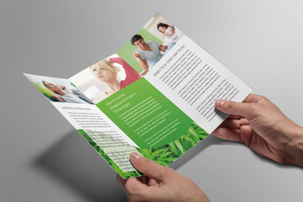Natural Clinic MD Brochure inside