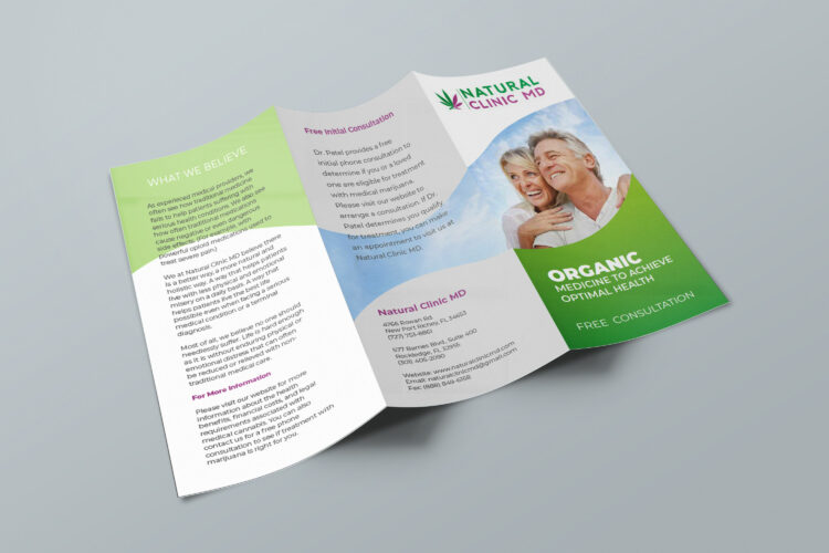 Natural Clinic MD – Brochure